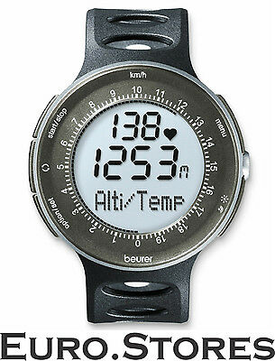 Beurer PM 90 Heart Rate Monitor with Altitude Measurement GENUINE NEW