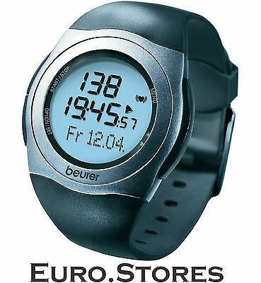 Beurer PM 25 Heart Rate Monitor for Beginners and Sports Enthusiasts GENUINE NEW