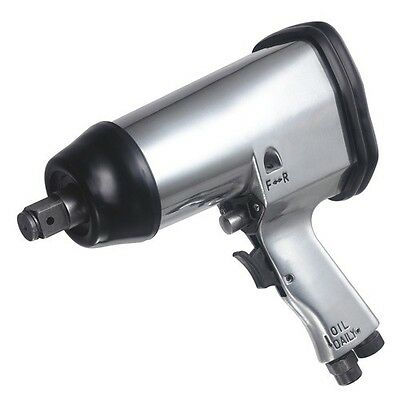 "Heavy Duty 3/8"" Drive Air Impact Wrench Ratchet Air Compressor Tool 3Yr Warranty"