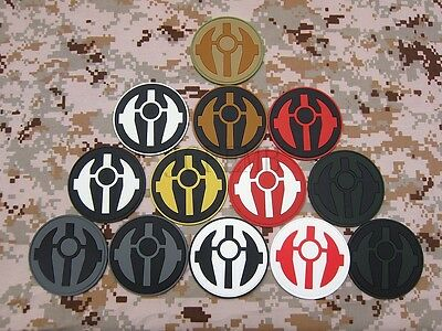 STAR WARS Sith Empire Tactical Military Morale 3D PVC Patch