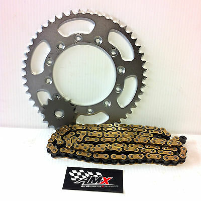 DID 520DZ2 gold race chain & 13t/51t sprocket kit Yamaha YZ250F 2001-2013