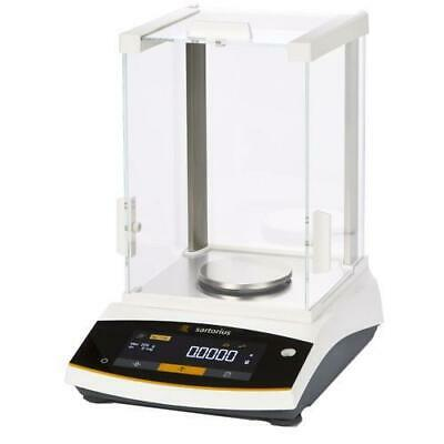 Sartorius Entris 124-1S Analytical Lab Balance 120 x 0.1mg, External Cal, New