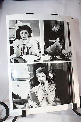 Vintage Press Photo 1986 Valentine Ashley Rogers Hes Fired Shes Hired