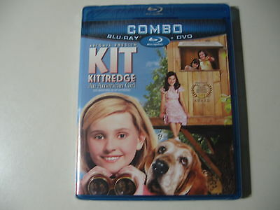 Kit Kittredge: An American Girl (Blu-ray/DVD, 2011, Canadian) Brand New & Sealed