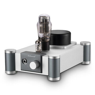 Nobsound Vacuum Tube Headphone Amplifier Single-ended HIFI Pure Class A Amp