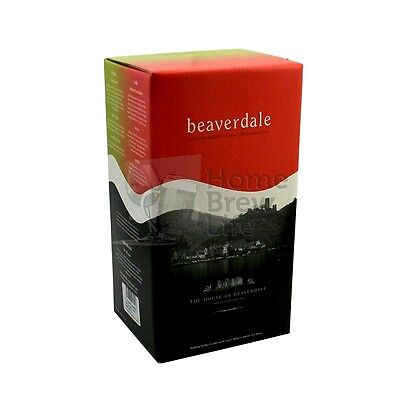 Beaverdale Wine Kit - 6 Bottle kits - FULL RANGE - Wine Making Home Brew