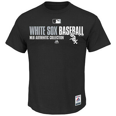 MLB Baseball Team Favorite T-Shirt CHICAGO WHITE SOX - Authentic Collection