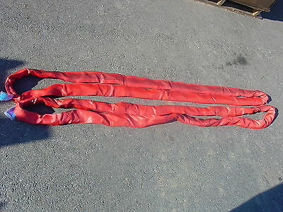 Lifting Sling 5 Ton Endless Sutch Lifting Uk  2 Each 6 Ft Long