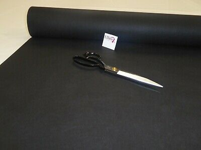 "BLACK  39"" wide - Upholstery Base Cloth / Corovin / Dipryl / Lining Fabric"