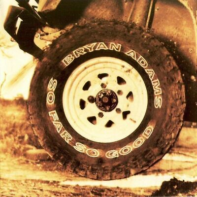 BRYAN ADAMS - So Far So Good CD *NEW* Very Best Of, Greatest Hits