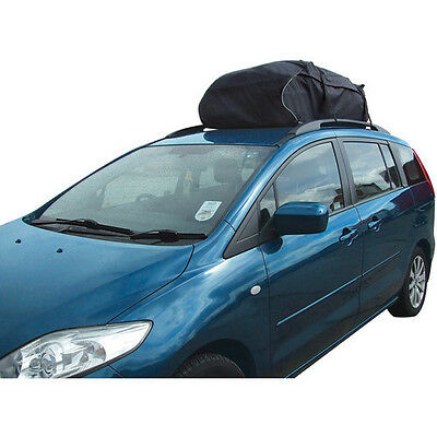 458 Litre Water Resistant Car & Van Roof Travel Cargo Bag Box Storage Carrier