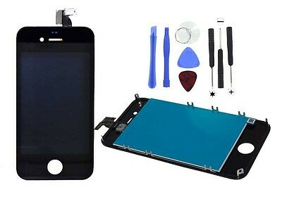 Replacement Digitizer LCD Touch Screen for Black AT&T Verizon Sprint iPhone 4S