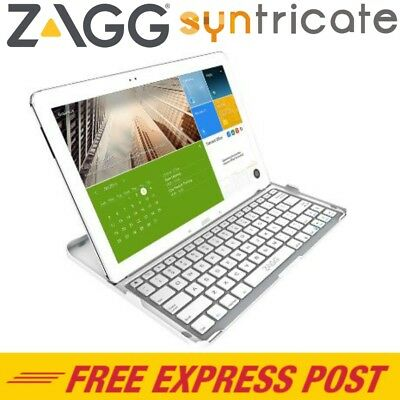 ZAGG Keys Pro Keyboard Case for Samsung Galaxy NotePRO 12.2/ TabPRO 12.2- White