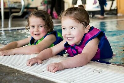 SwimBest Swim Jacket / Swim Vest *NEW* 16-36mths / 3-4 yrs / 5-7 yrs (Fish Logo)