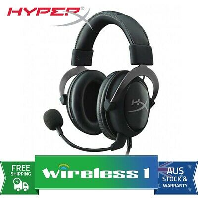 Kingston HyperX Cloud II Gaming Headset Gun Metal