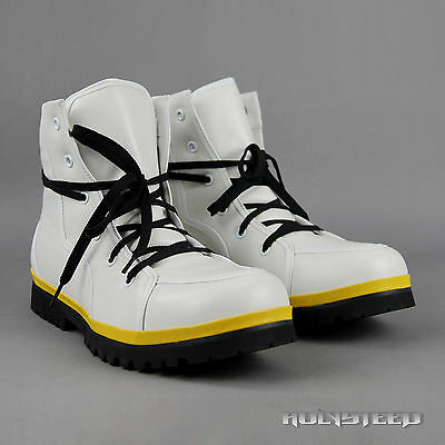 Kingdom Hearts 2 Re Chain Of Memories riku Cosplay Shoes Boots