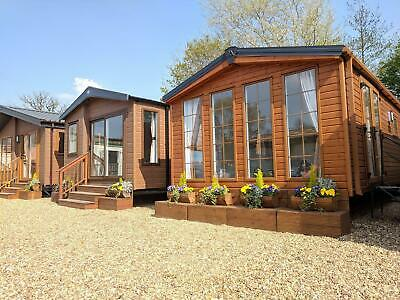 NEW - 38x12 Sunrise Lodge 2 bed WINTERISED Mobile Home | Annex Static Caravan