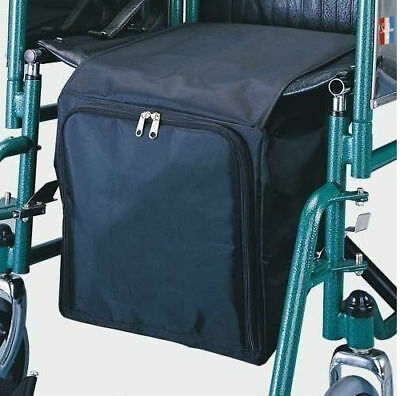 Under Wheelchair Bag Under Seat Carry Storage Large Shopping Backpack Holdall