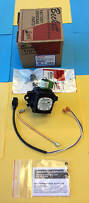 NEW! Beckett Oil Burner Pump 2184402U  12  VDC