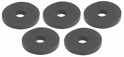 15mm Drain Off Type A Rubber Washers Only x 5 Draw Off Spare