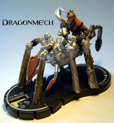 Mage Knight Lancers #093 Scorpem Crossbowman ***