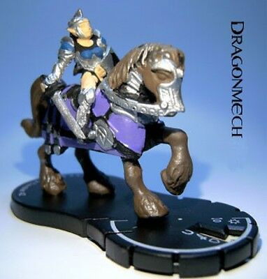 Mage Knight Lancers #119 Heavy Cavalier **
