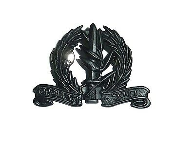 Israeli Army IDF Infantry badge for beret, Military pin, Cap badge Hat insignia