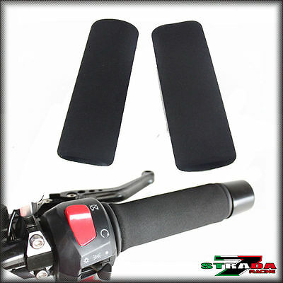 Strada 7 Motorcycle Anti Vibration Grip Covers for BMW R 1150 R Rockster Edition
