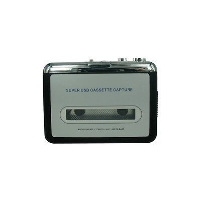Tape Express Portable Tape to MP3 Player Media digitizer Copy Music To Computer