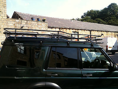 Custom tubular roof rack to fit Land Rover discovery 1 or 2