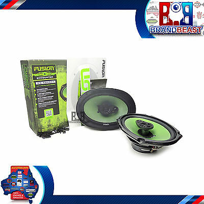 "Fusion Encounter En-fr6931 6x9"" 310w 3 Way Coaxial Car Audio Stereo Speakers 6"""