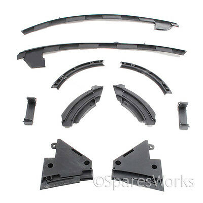LAMONA Oven Cooker Hood Side Slide Panel Fix Kit Extractor HJA2230 HJA2240