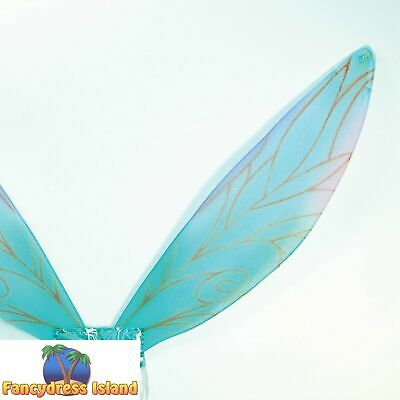 PIXIE FAIRYTALE ADULT MAGICAL FAIRY WINGS - womens ladies fancy dress accessory