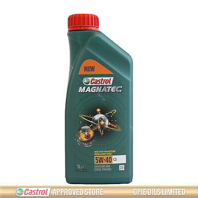 Castrol Magnatec 5W-40 C3 Fully Synthetic Engine Oil 5W40 - 1 LITRE 1L