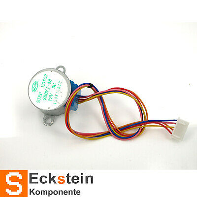 12V 28BYJ-48 Step Motor 4-phase 5-wire Schrittmotor XH-5P Stock MO01022
