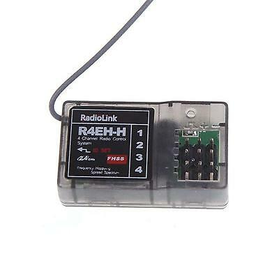 2.4GHz 4CH R4EH-H Receiver for Radiolink RC3S RC4G Radio Control Transmitter