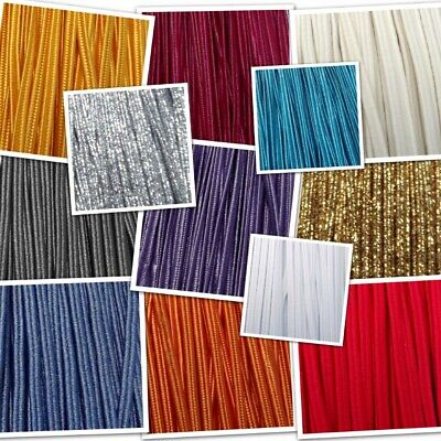 Russia Braid 3mm Trim Buy 1 2 4 8M  Soutach Clothing Jewellery Twin Gimp Thin
