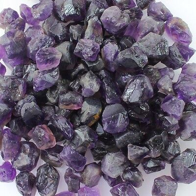500 Carat Wholesale Lot Of Natural Earth Mined African Amethyst Gemstone Rough