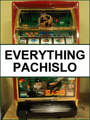 153 Pages EVERYTHING PACHISLO:  The only Pachislo Manual you will need PDF