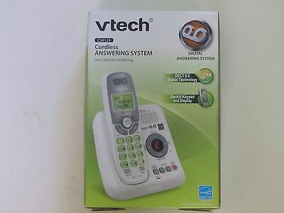 Vtech CS6124 Cordless Digital Answering System with Caller ID/Call Waiting