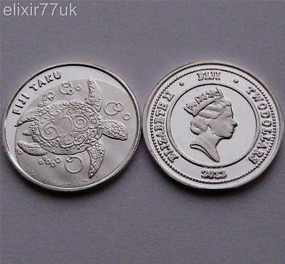 1 GRAM PURE 999 FINE SOLID SILVER ROUND TURTLE BULLION MINT COIN PRESENT GIFT