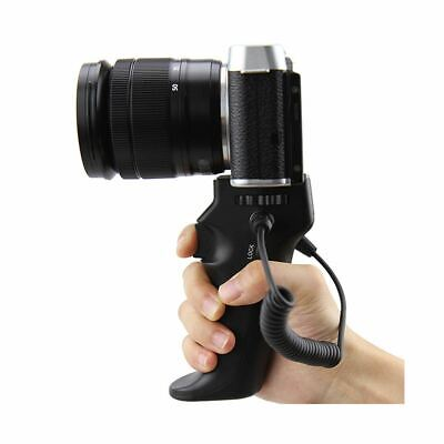 JJC Camera HR Pistol Grip Handle Stabilizer with Remote Trigger (Cable not inc.)