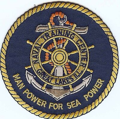NTC Great Lakes - Submarine - BC Patch Cat No. c6710