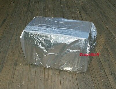Cooler Cover for up to 165qt Ice Chests,  Insulating Radiant Barrier, #TGCC-165