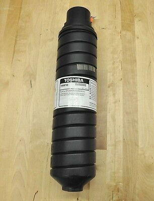Genuine NEW Toshiba T-6510 Black Toner for eStudio 550/650/810 SAME DAY SHIPPING