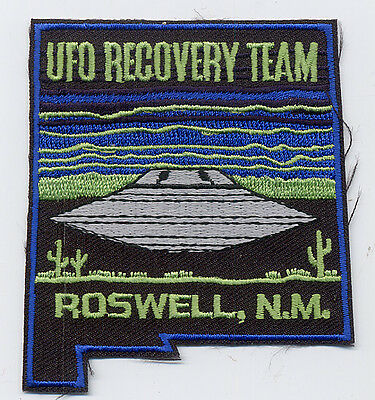 UFO Recovery Team/Roswell - BC Patch Cat No. m7053