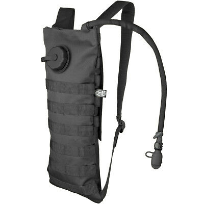 Hydration Pouch Bladder Carrier Water Pack Molle Modular Tactical Airsoft Black