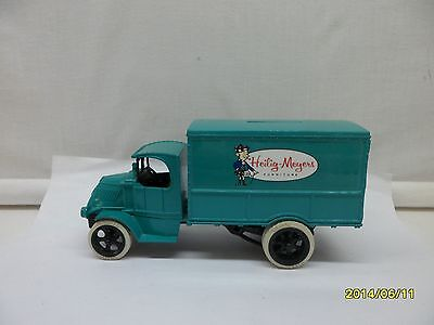 Ertl 1937 Ahrens Fox Fire Engine Truck Bank Die Cast Mint Boxed 1 30 Cad Picclick Ca