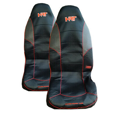 Holden Racing Team Hrt Seat Covers Front Pair Airbag Safe Conrod