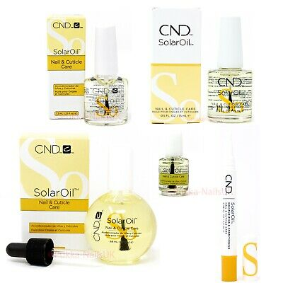 CND Solar Oil Nail & Cuticle Conditioner - Nail & Cuticle Care